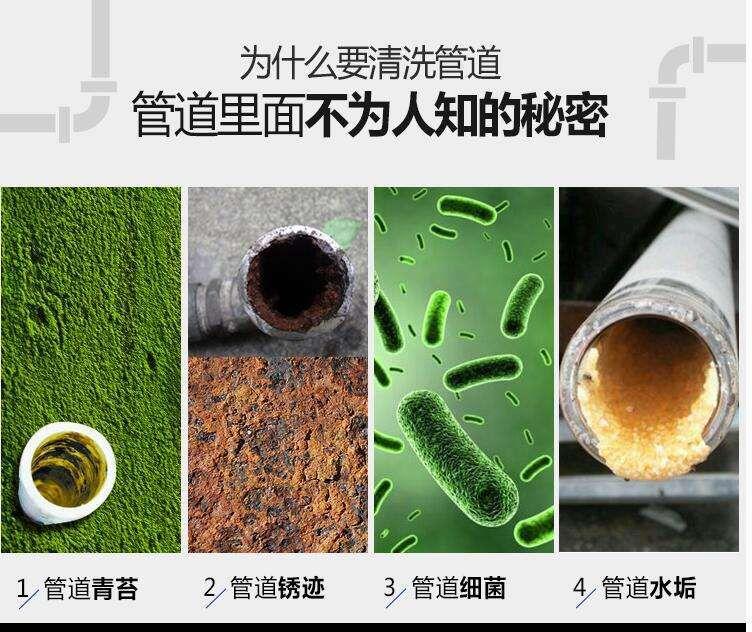 自来水变脏与水管污染是否有关系?